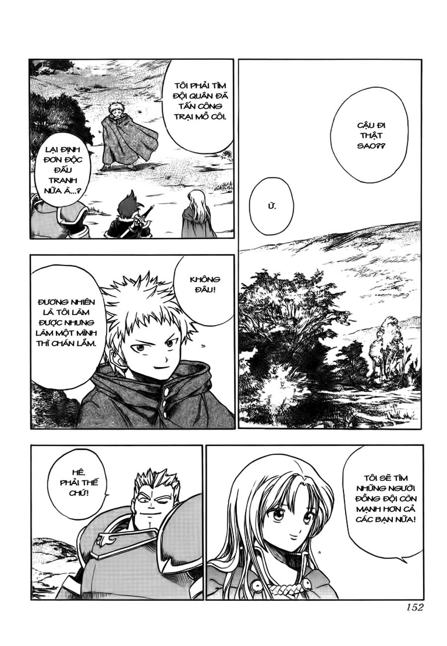Fire Emblem - Hasha no Tsurugi chap 003 trang 39