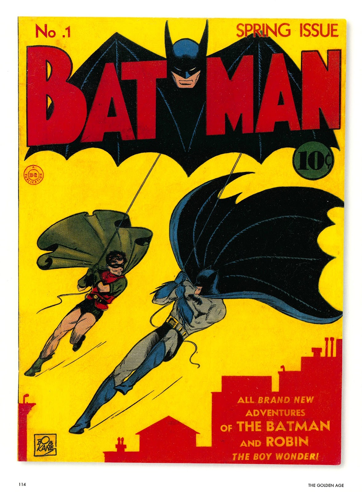 Read online 75 Years Of DC Comics comic -  Issue # TPB (Part 2) - 24