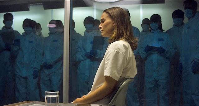 Natalie Portman Jeff VanderMeer Alex Garland | Annihilation