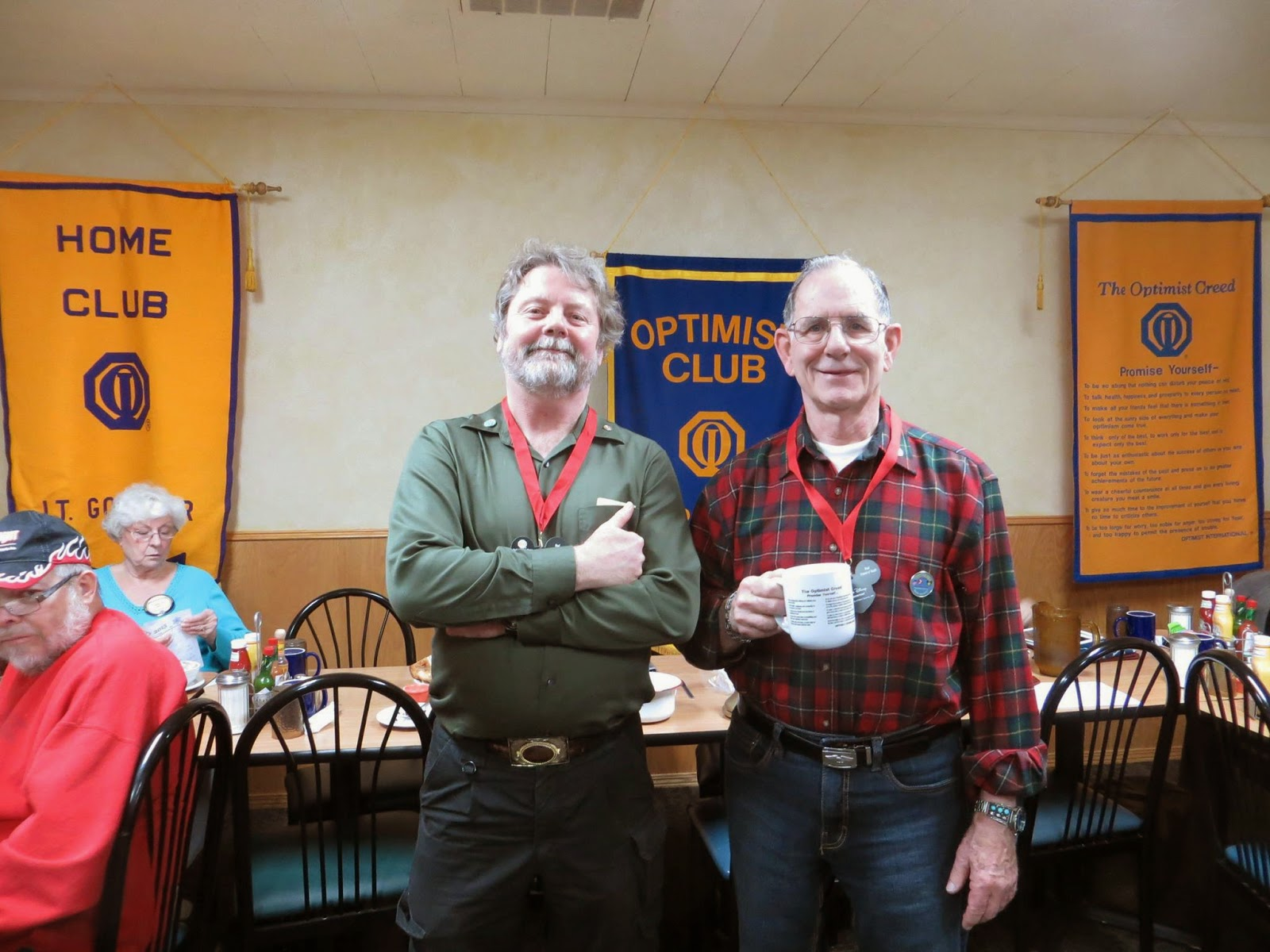 PNW District Optimist Clubs