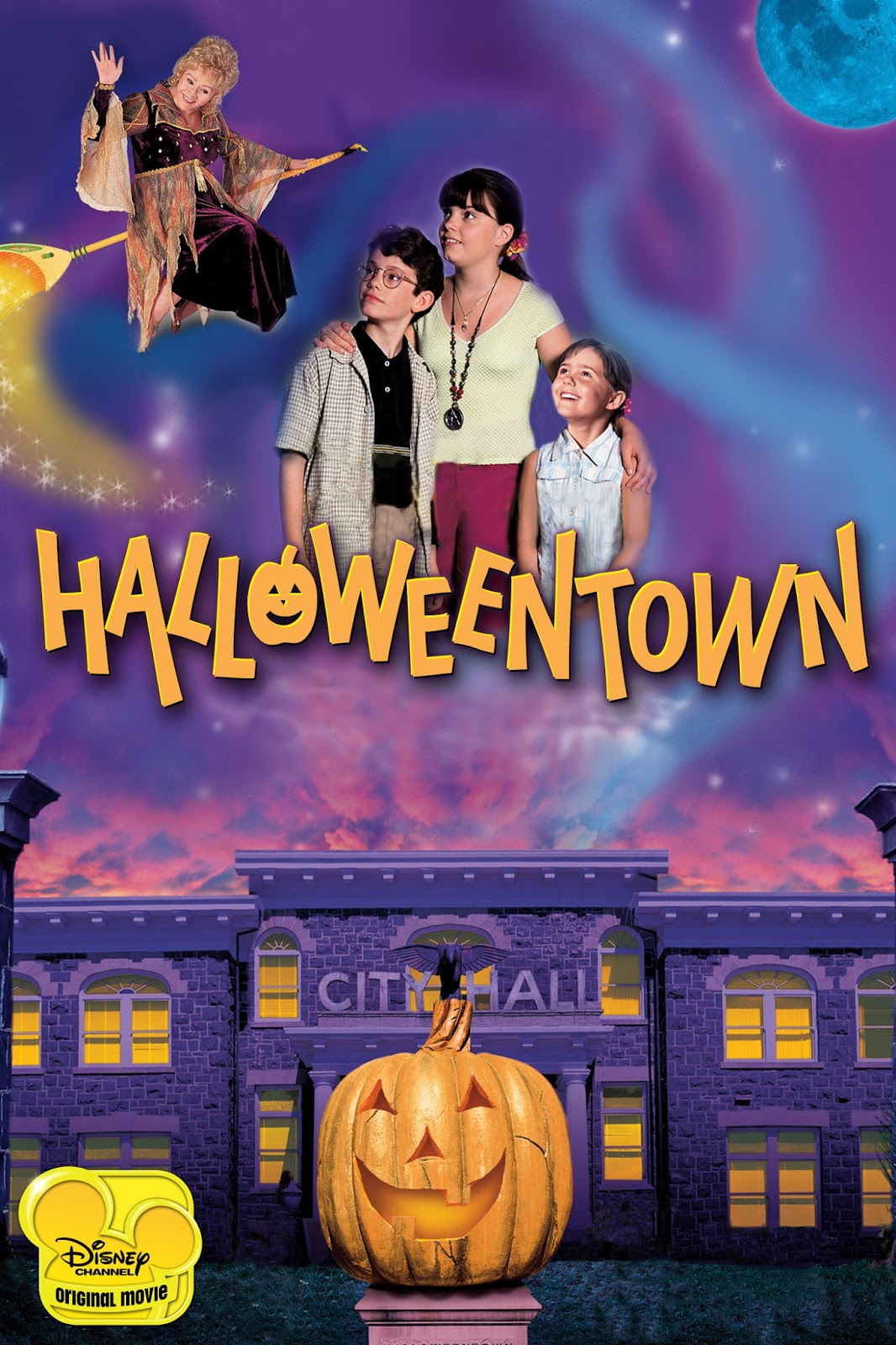 The Journeys of a Girl: My Favorite Disney Channel Halloween Movies