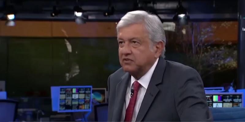 Lopez Obrador perdonará todos los delitos de corrupción del pasado en México