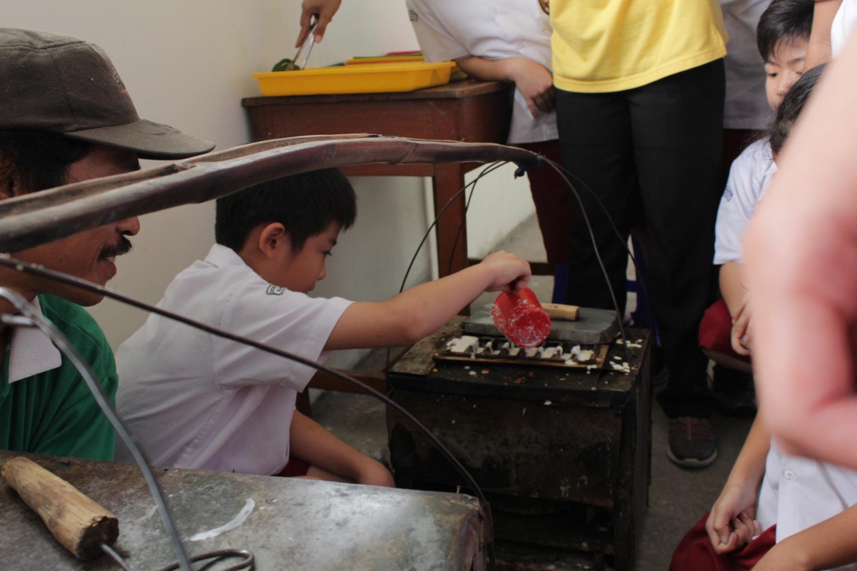 Pembelajaran Variatif SD Kristen Kalam Kudus Surakarta 2016