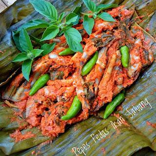Ide Resep Masak Pepes Pedas Ikan Saluang