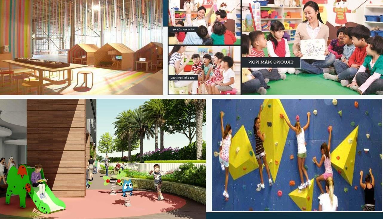 Tiện ích sống chất lượng tại Samsora Premier Hà Đông