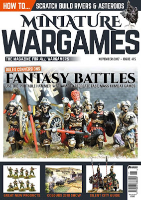 Miniature Wargames 415, November 2017