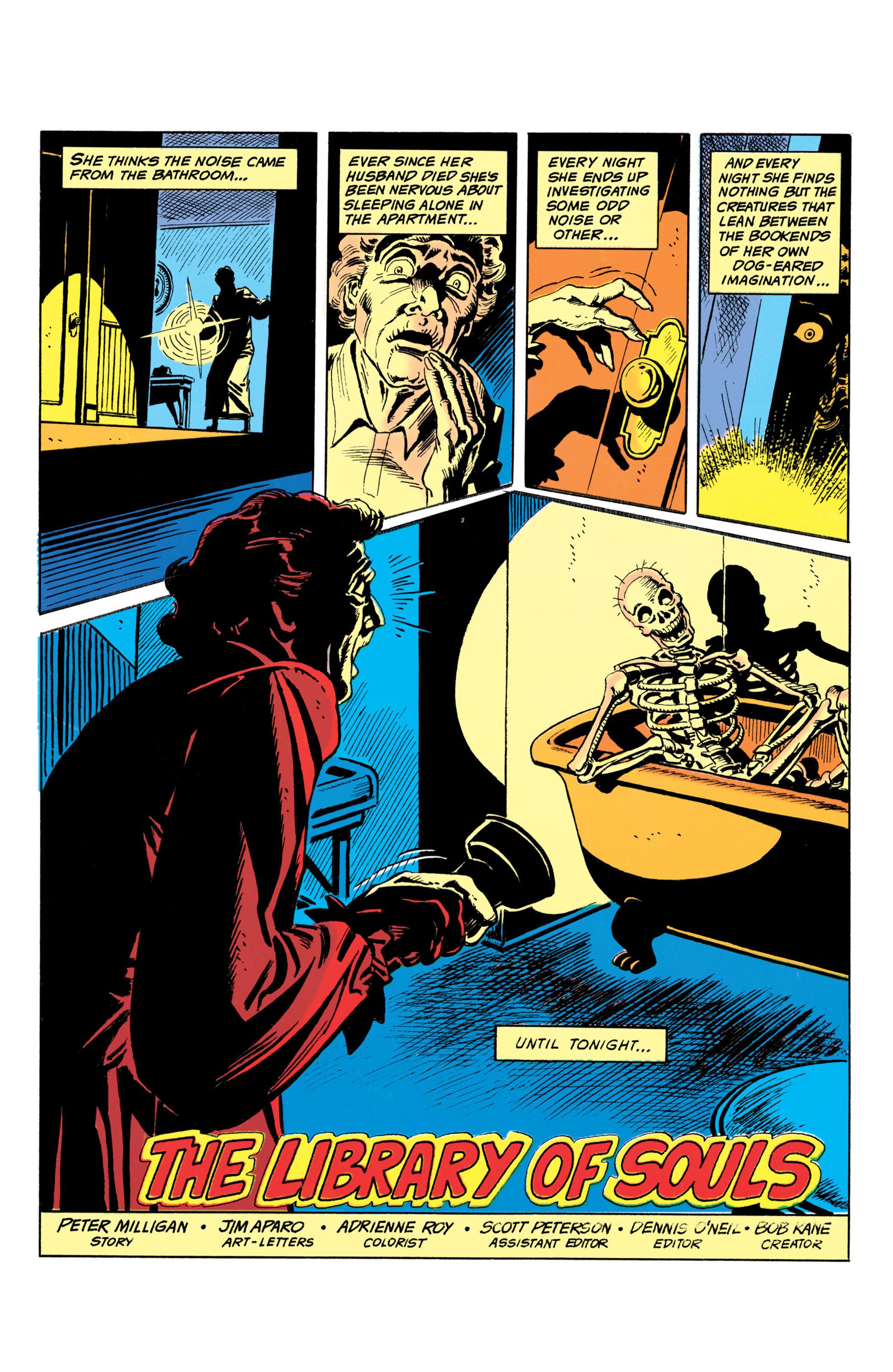 Detective Comics (1937) 643 Page 1
