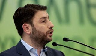 Ανδρουλάκης: Συνεργασία μόνο με προγραμματική συμφωνία