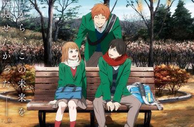 فيلم الانمي Orange: Mirai مترجم عدة روابط