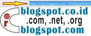 Untuk mengambil URL gambar sahabat bisa melakukannya dengan cara : Buka gambar yang ada di halaman artikel postingan blog sahabat atau yang ada di blog lain. Lalu buka di new tab browser yang sahabat pakai. Setelah gambar sudah terbuka di halaman/tab baru di browser, silahkan copy URL-nya. tampilannya kurang lebih sama dengan gambar berikut.