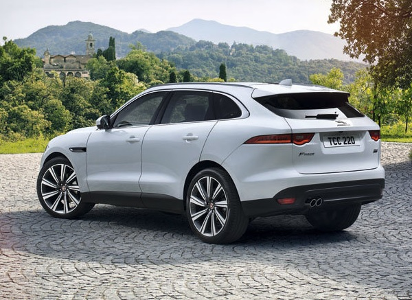 Jaguar F-Pace Argentina