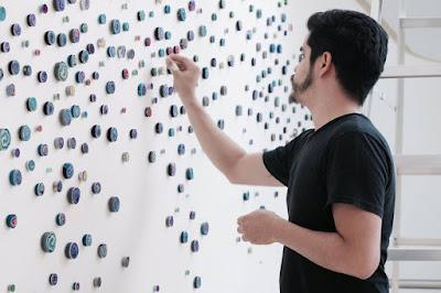 Abraham Rosales muestra individual De Imaginario en los espacios de Cerquone Projects