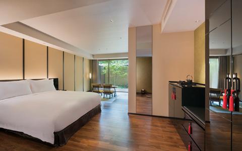 京都翠嵐豪華精選酒店 Suiran, A Luxury Collection Hotel, Kyoto - 客房