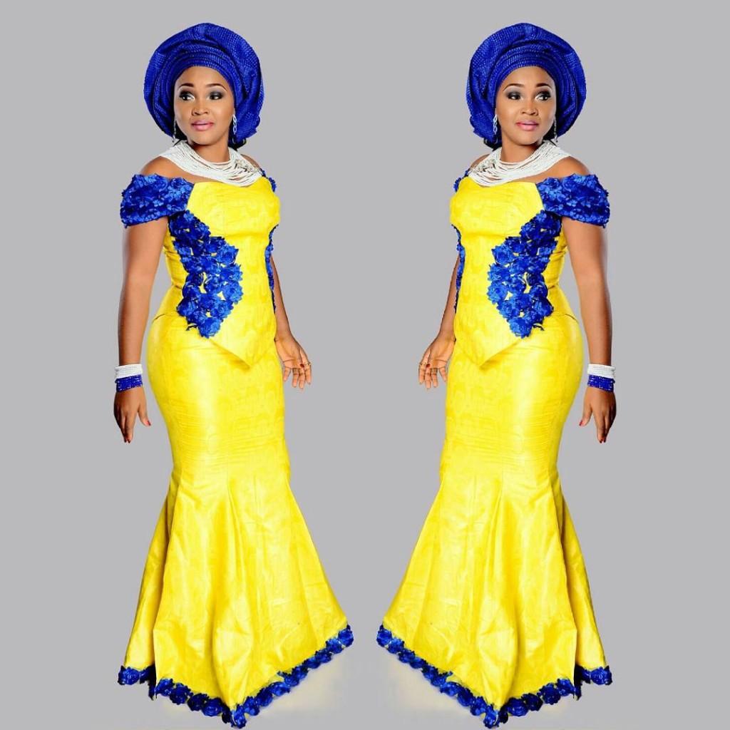 c4c8b4223de34e Ankara Designs For Skirt And Blouse 2017