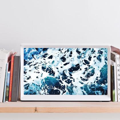 Samsung Serif - A revolução televisiva