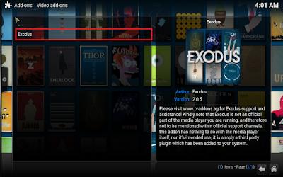 How To Install Exodus Addon On Kodi