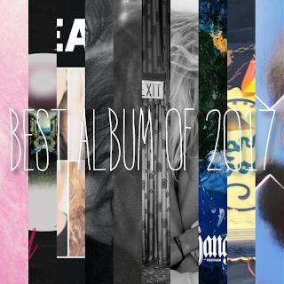 My Best Albums of 2017 ~2017年の好きな洋楽アルバム10枚