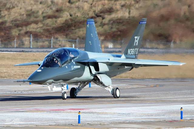 Sweden looks Boeing T-X