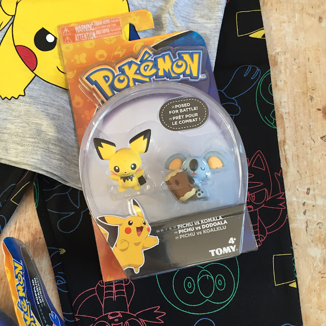 Pokemon gift guide age 4-6