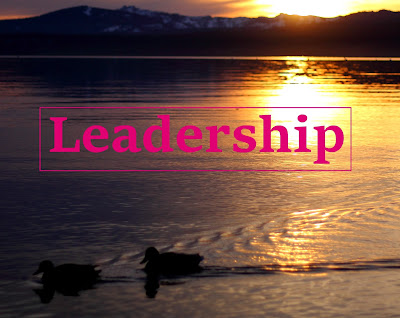 Leadership is key to order in the church