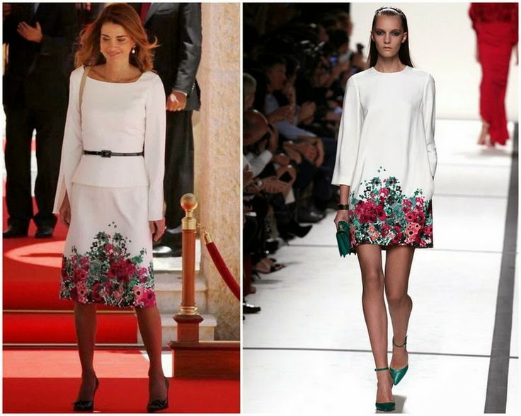 Queen Rania Fashion Queen Rania in ...