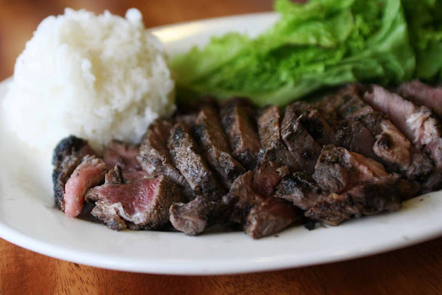 Organic Rib-Eye Steak Large The Farm Organics Alabang