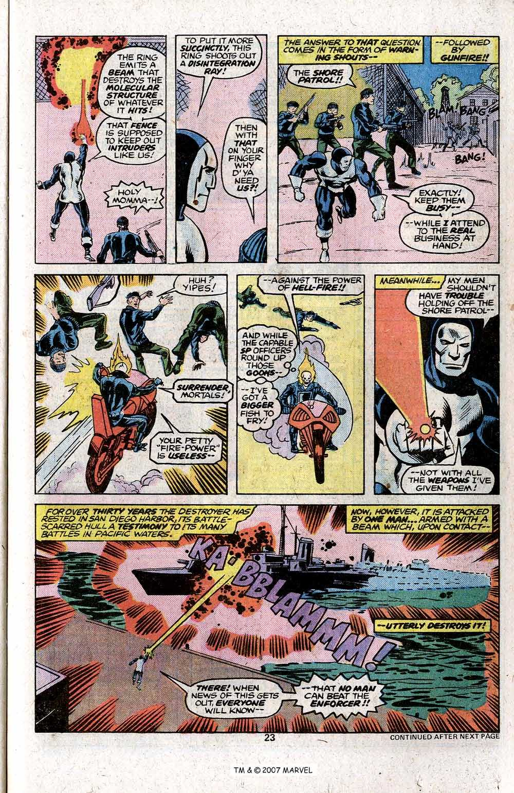 Ghost Rider (1973) Issue #22 #22 - English 25