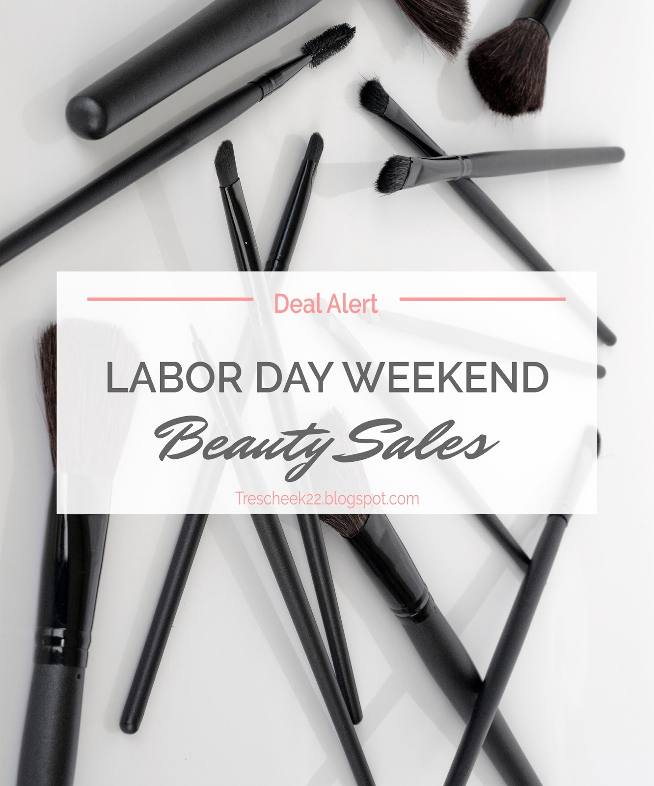 Deal Alert: Labor Day Weekend Beauty Sales