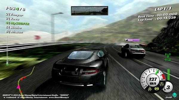 SHOFER Race Driver 2015 Free Download For PC
