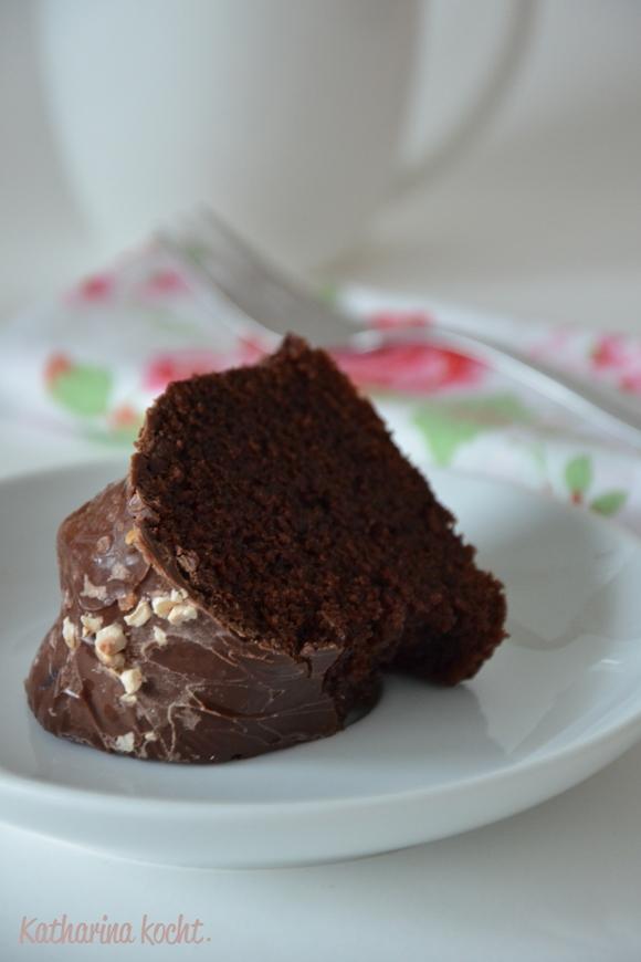 Post Aus Meiner Kuche Teil 2 Espresso Schokoladen Kuchen Im Glas