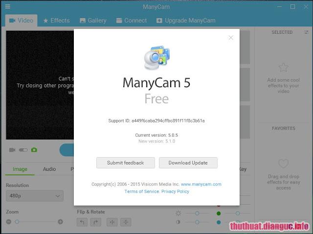 ManyCam Enterprise 5.0.5 Full Crack Download