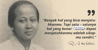 Puisi pendek Tentang RA Kartini 21 April 2019