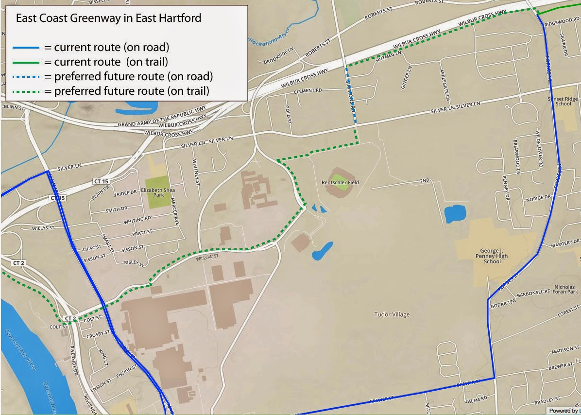 Pratt And Whitney East Hartford Campus Map Global Map