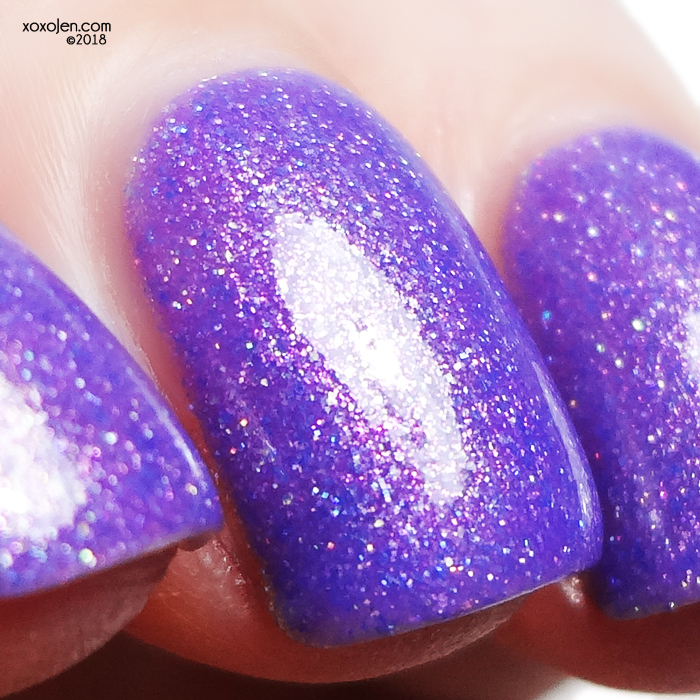 xoxoJen's swatch of Lollipop Posse The Big Strip Tease