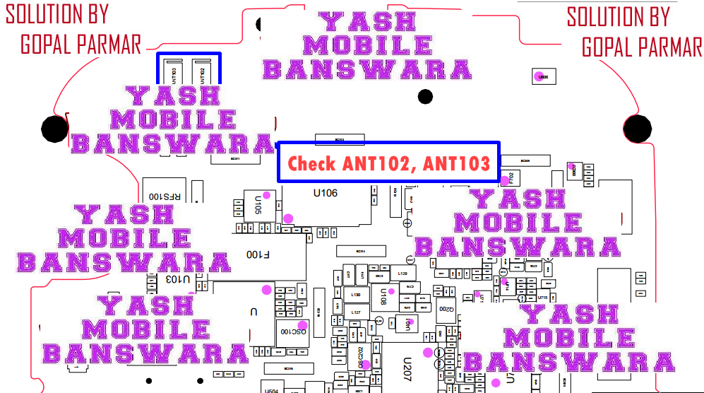 Apple Home Network Setup Diagram Course Registration Activity Yash Mobile Banswara: Samsung Galaxy S3 Gt-i9300 Antena Problem Repairing Solution By ...