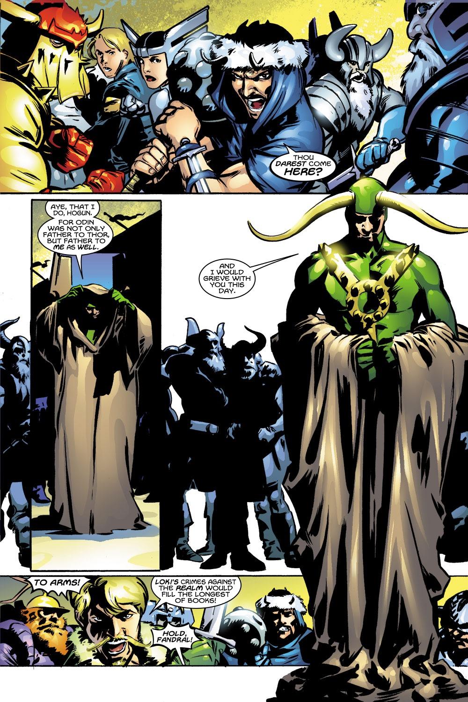 Thor (1998) Issue #41 #42 - English 20
