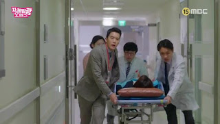 Sinopsis Radiant Office Episode 10 - 1