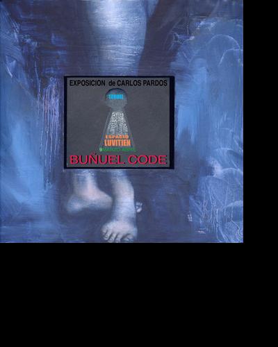 Buñuel Code en el Espacio Luvitien