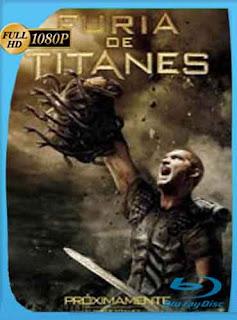 Furia de Titanes 1  2010 HD [1080p] Latino [Mega] dizonHD