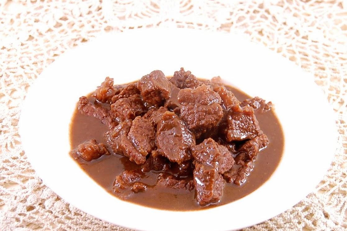 Rezept Semur Daging, ein indonesisch Rindergulasch