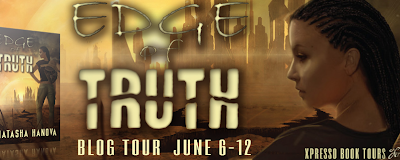 Edge of Truth Blog Tour: Review & Giveaway