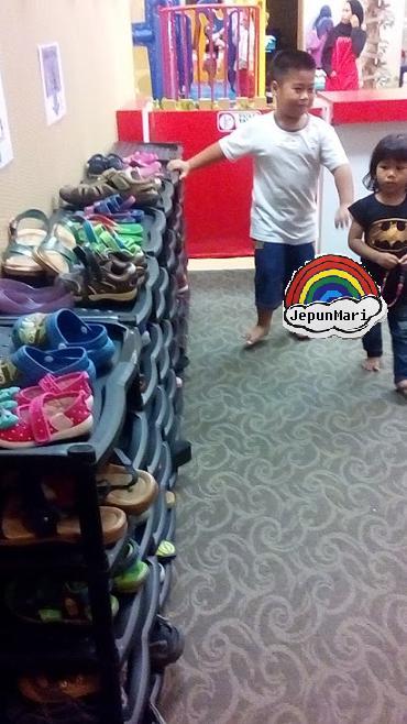 shopping di SOGO KL