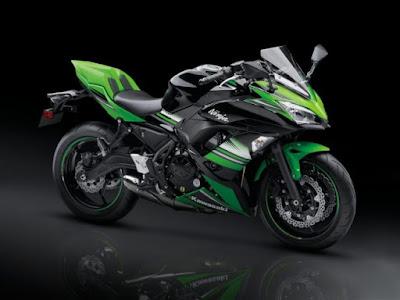 2017 Kawasaki Ninja 650 ABS KRT Edition upcoming in India