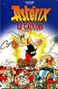 Asterix the Gaul (1967) Dual Audio Hindi Download 200MB DVDRip 480p