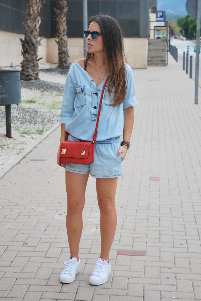 Playsuit and Superstar