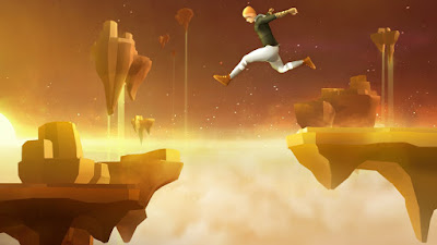 Sky Dancer Run screenshot 0
