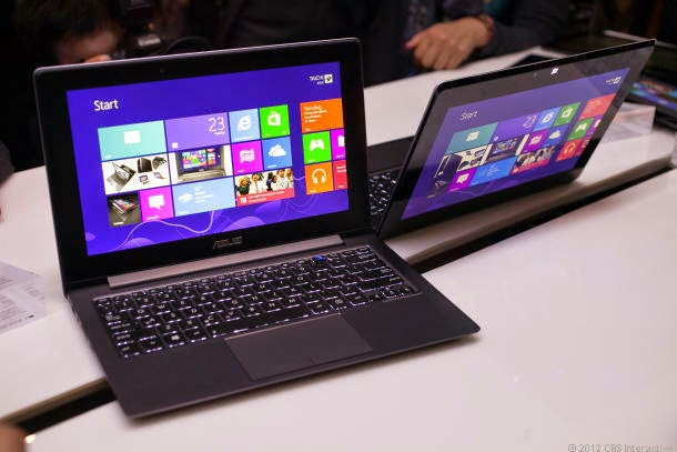 Notebook Asus Window 8 Terbaru