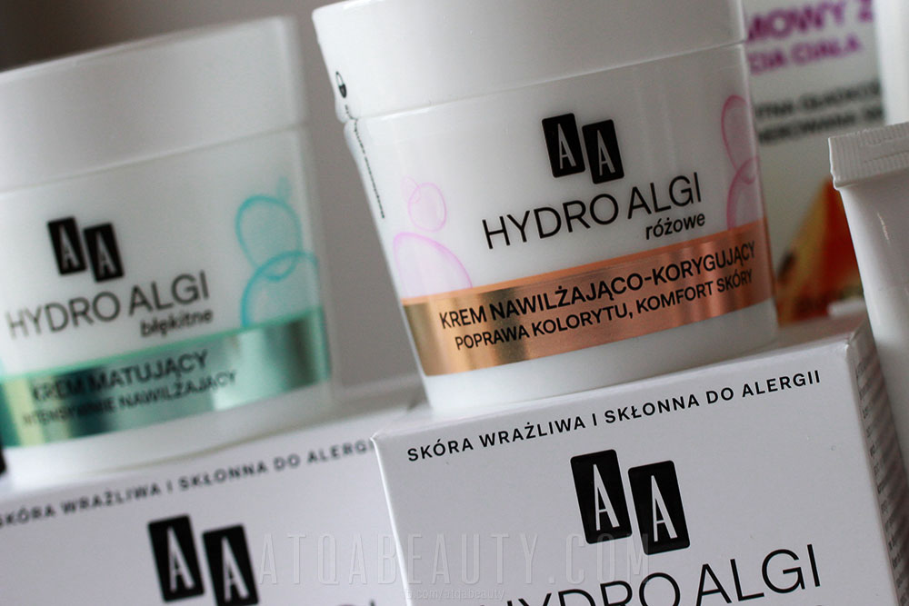 AA •• HydroAlgi