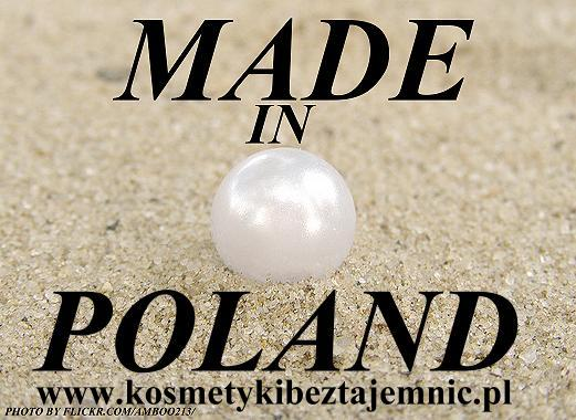 Perły made in Poland - świetna inicjatywa u Angel!
