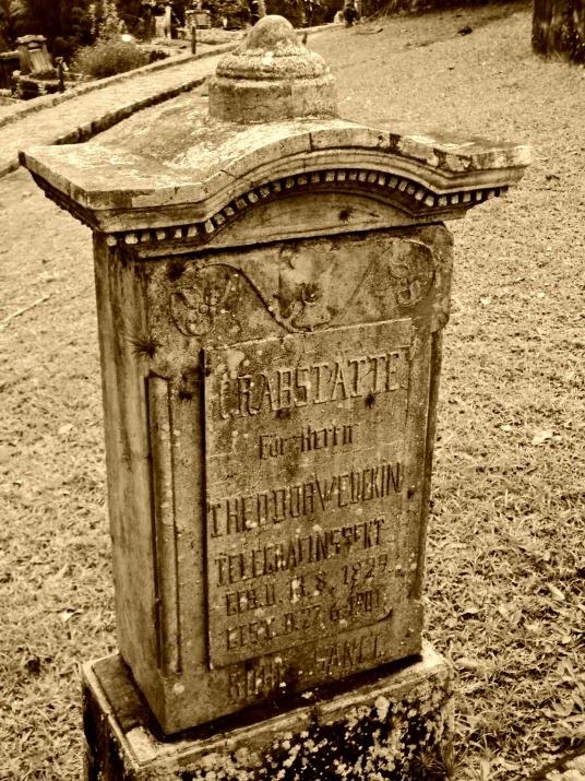 Cemitério dos Imigrantes, Florianópolis